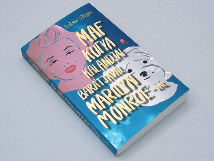 Andrew O'Hagan: The Life and Opinions of Maf the Dog and of his friend Marilyn Monroe_01