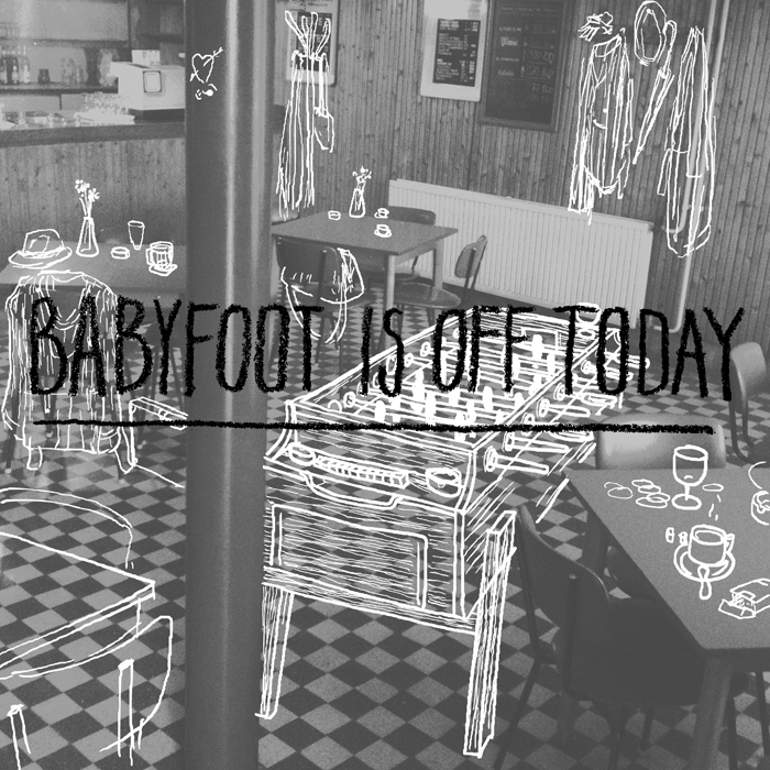 Erik Sumo Band_13_babyfoot_is_off_today