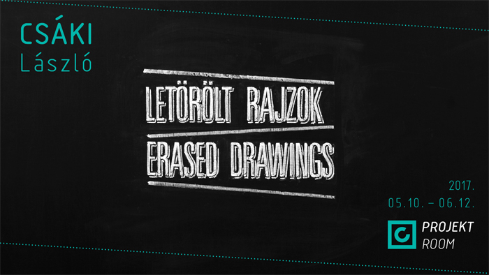 Letörölt rajzok | Erased Drawings