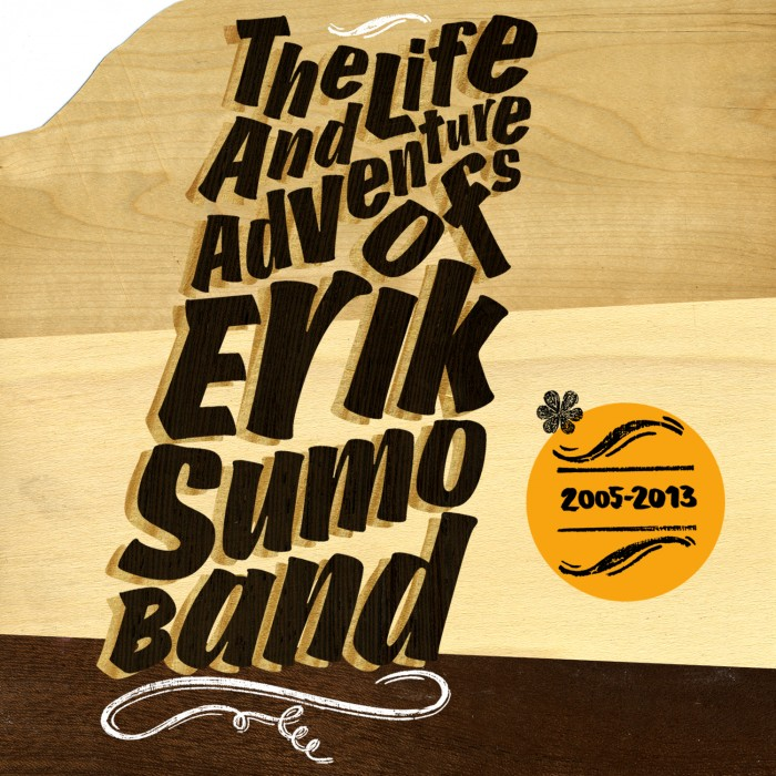 The Life And Adventures Of Erik Sumo Band_cover_01
