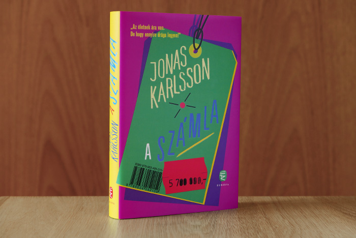 Jonas Karlsson: The Invoice_cover_02