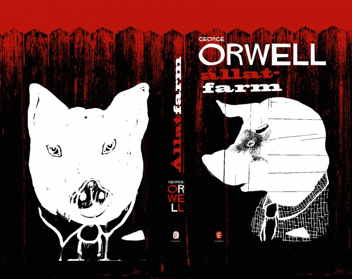 George Orwell: Animal Farm | George Orwell: Állatfarm_03