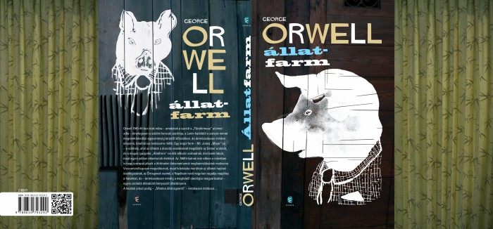 George Orwell: Animal Farm | George Orwell: Állatfarm_02
