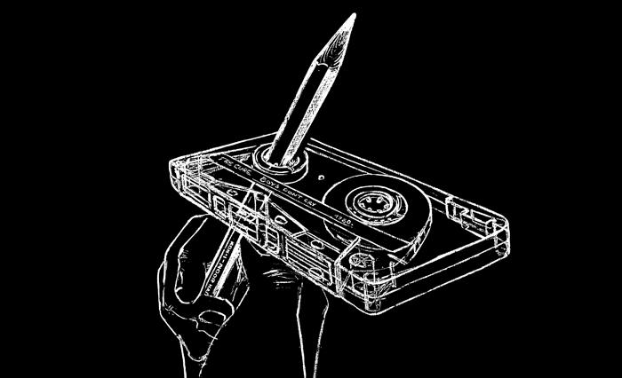 Letörölt rajzok | Erased Drawings_025
