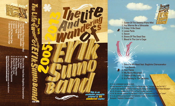 The Life And Wanderings Of Erik Sumo Band_cover_01