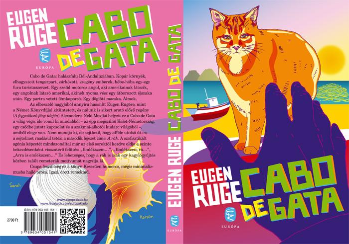 Eugen Ruge: Cabo de Gata_cover_01