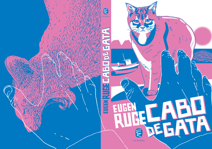 Eugen Ruge: Cabo de Gata_cover_04