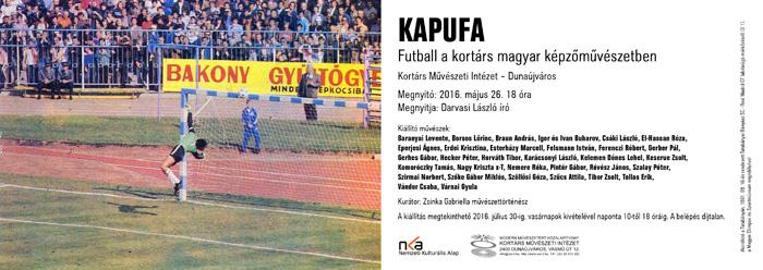 Kapufa | Goalposts_meghívó