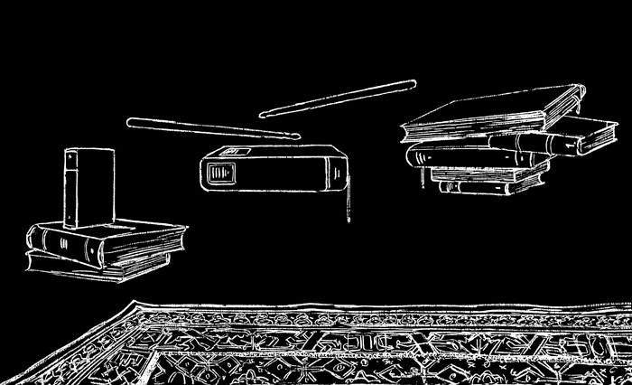 Letörölt rajzok | Erased Drawings_029