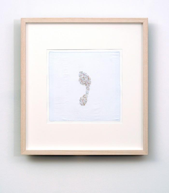 Footprint of Melissa Bogdanowitz | Melissa Bogdanowitz lábnyoma