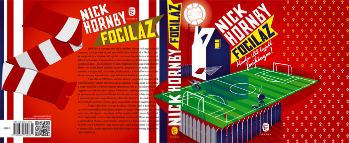 Nick Hornby: Fever Pitch | Nick Hornby: Fociláz_03