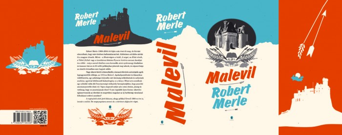 Robert Merle: Malevil cover_02