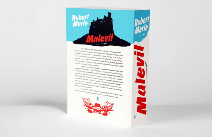 Robert Merle: Malevil_cover_04