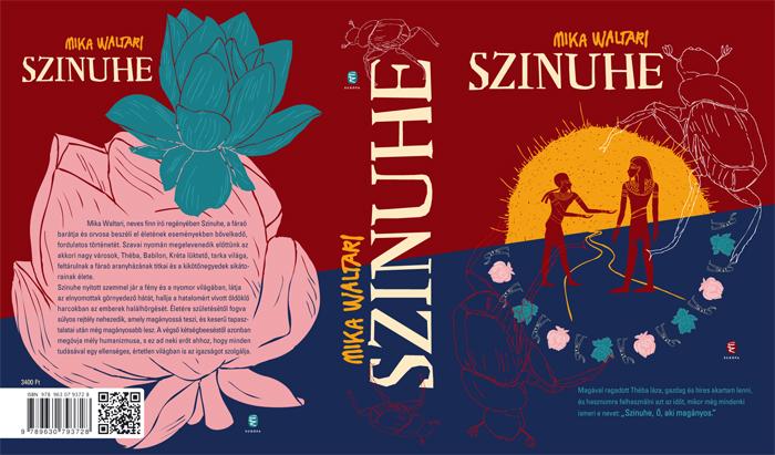 Mika Waltari_Szinuhe_book cover