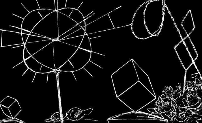 Letörölt rajzok | Erased Drawings_021