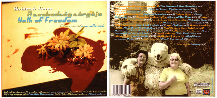 Yolk of Freedom_cd cover